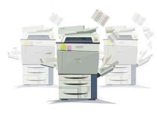 managed print landscape