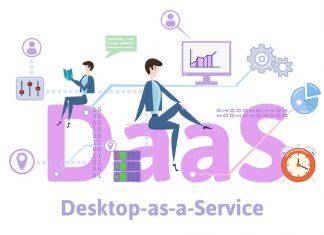 DaaS desktop as a service